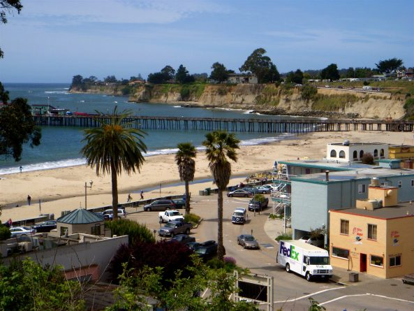 capitola beach California