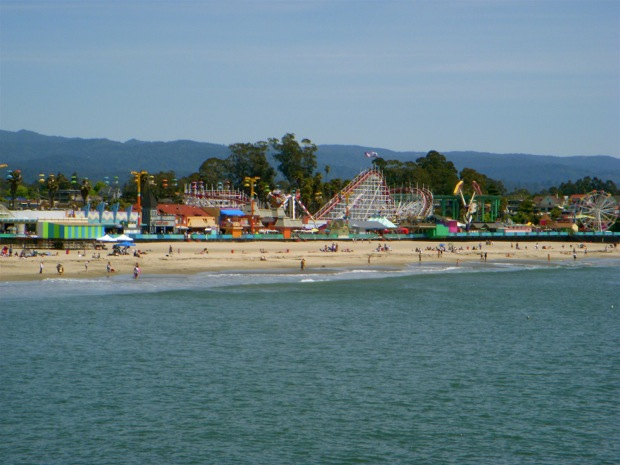 Santa Cruz Beach Boardwalk—California post image