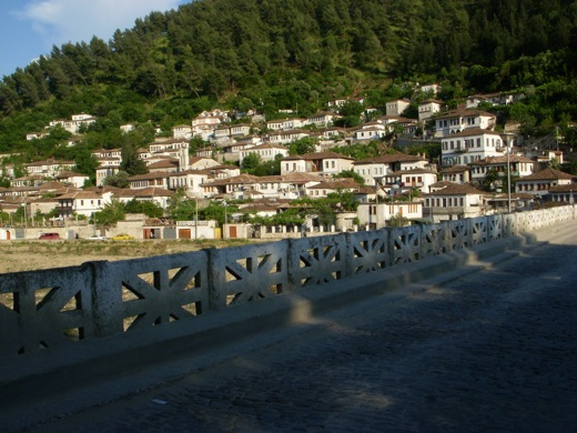 gorica of berat albania