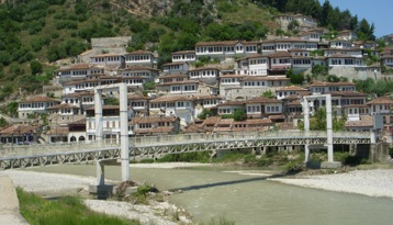 Albania vacation in Berat