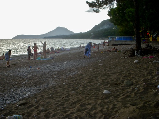 Rocky Beaches of BAR Montenegro