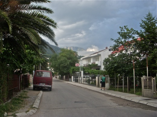 rooms for rent in BAR Montenegro