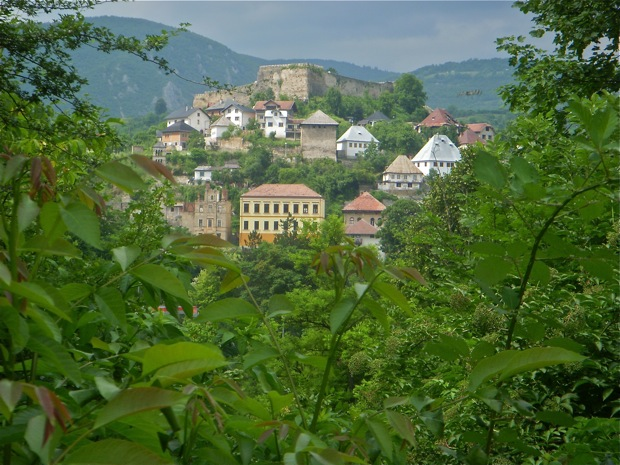 the castle of jajce bosnia