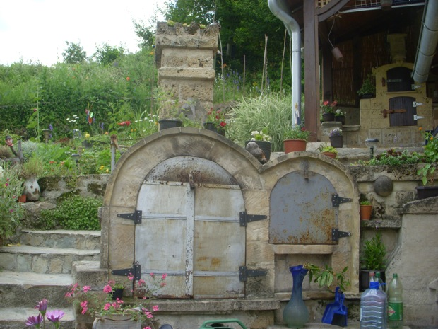 bosnian old oven