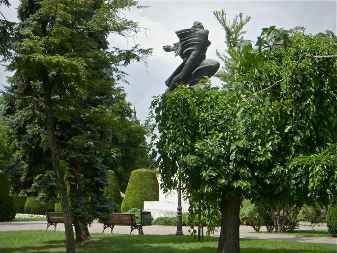 belgrade sculptures