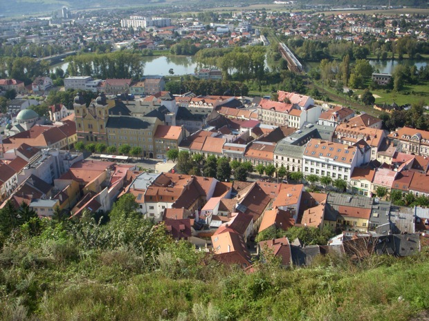 charming town in Slovakia
