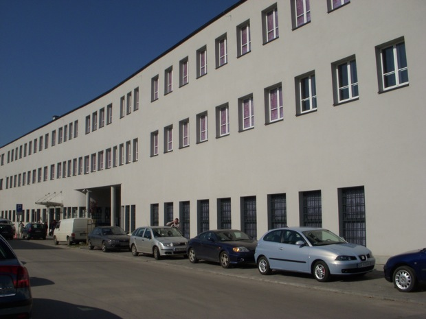 Schindler's factory in Krakow