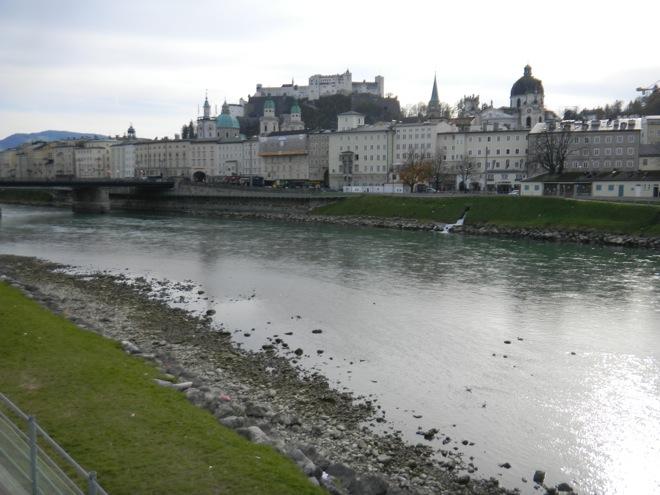 Salzburg, travel budget Austria, Mozart home town of Salzburg