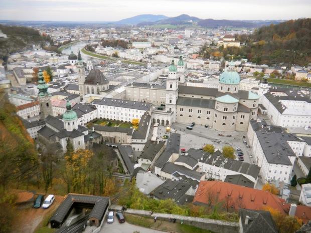 Traveling Salzburg Austria on a Budget