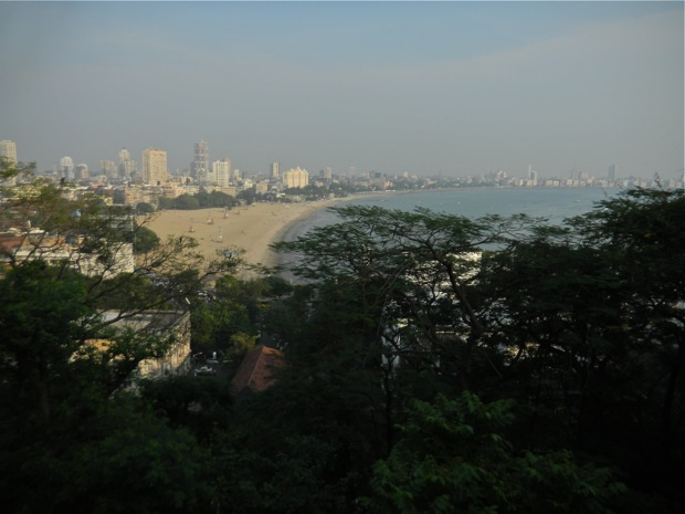 Horseshoe Beach in Bombay India