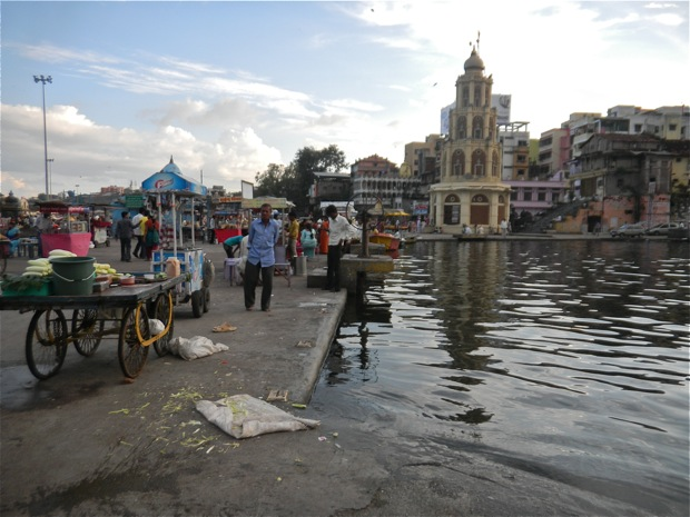 Nashik pilgrimage for many Hindus