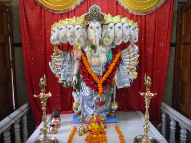 Ganesha Lord of Success, hindu god of success