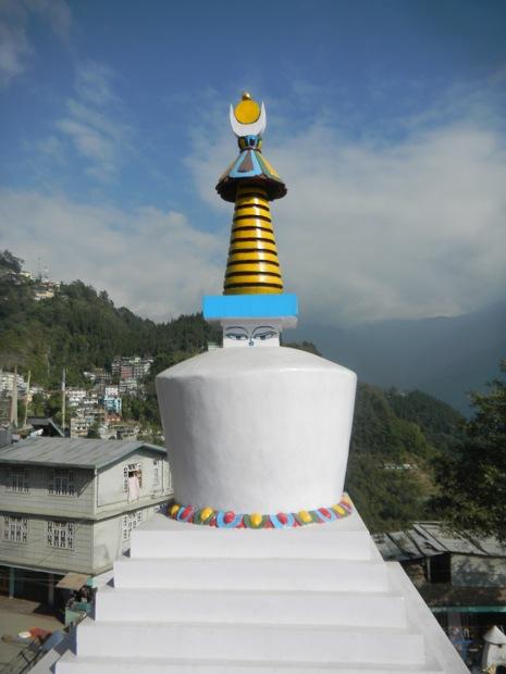 Buddha eyes gangtok sikkim