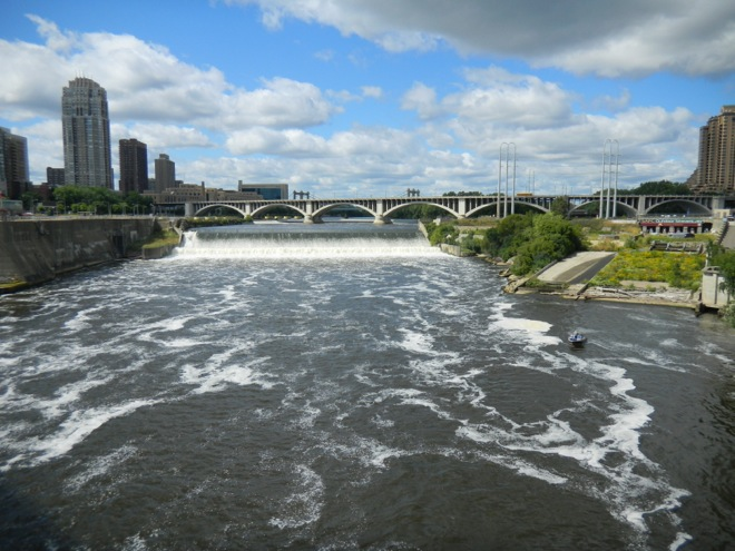 st. anthony falls minneapolis