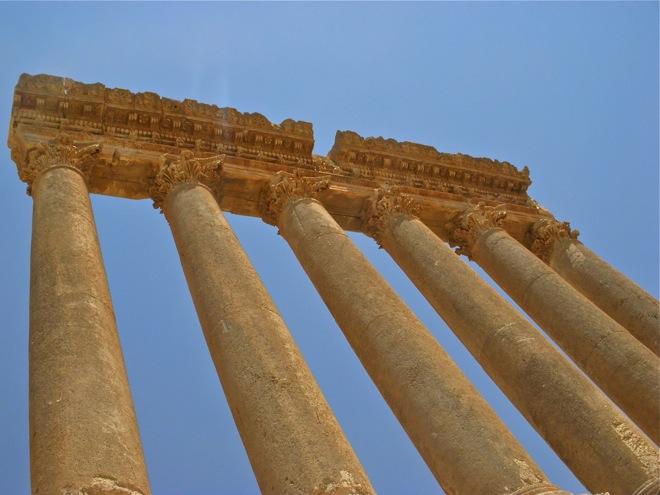 tourists sites in lebanon