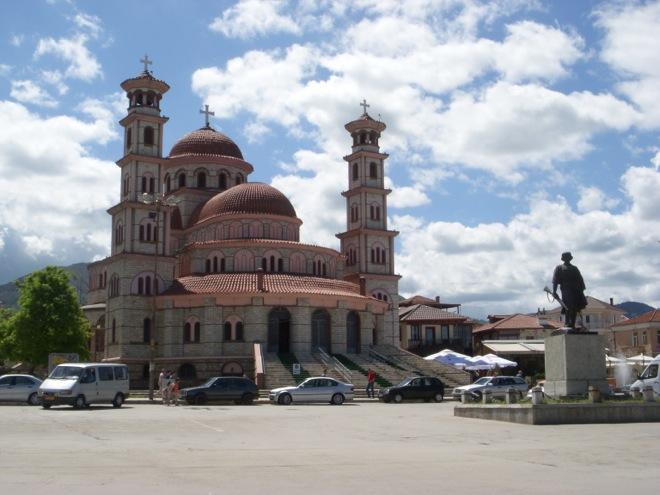 albania-mosque