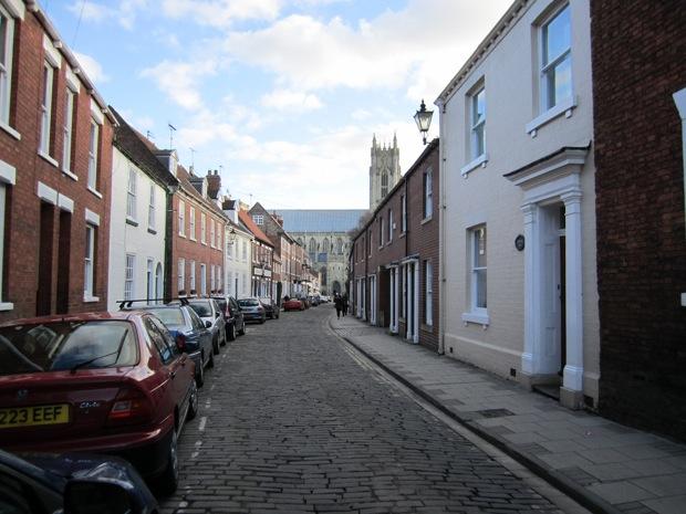 beverley street