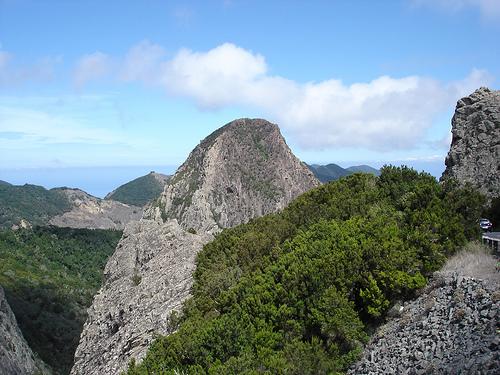 canary islands hiking
