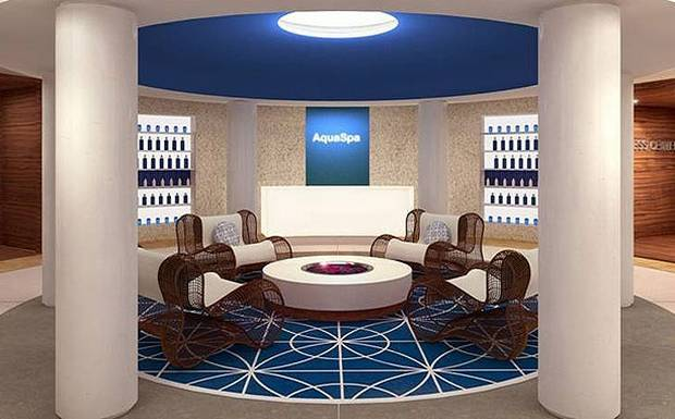 Pamper Yourself: Luxury Cruise Spas post image